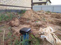 Обустройство водозаборной скважины глубиной 40 метров в Коттеджном посёлке Лебедево-Лайф, Ярославль