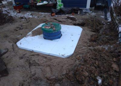 Утепление автономной канализации в Ярославле