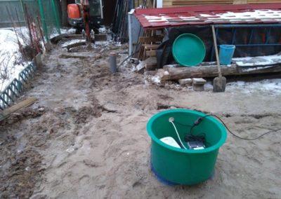 Наладка автономной канализации Дочиста Профи 6 ПР