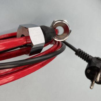 Внутренний греющий кабель герметизирующая муфта