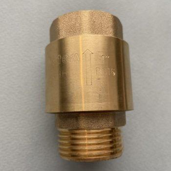 Обратный клапан WW System вид сбоку